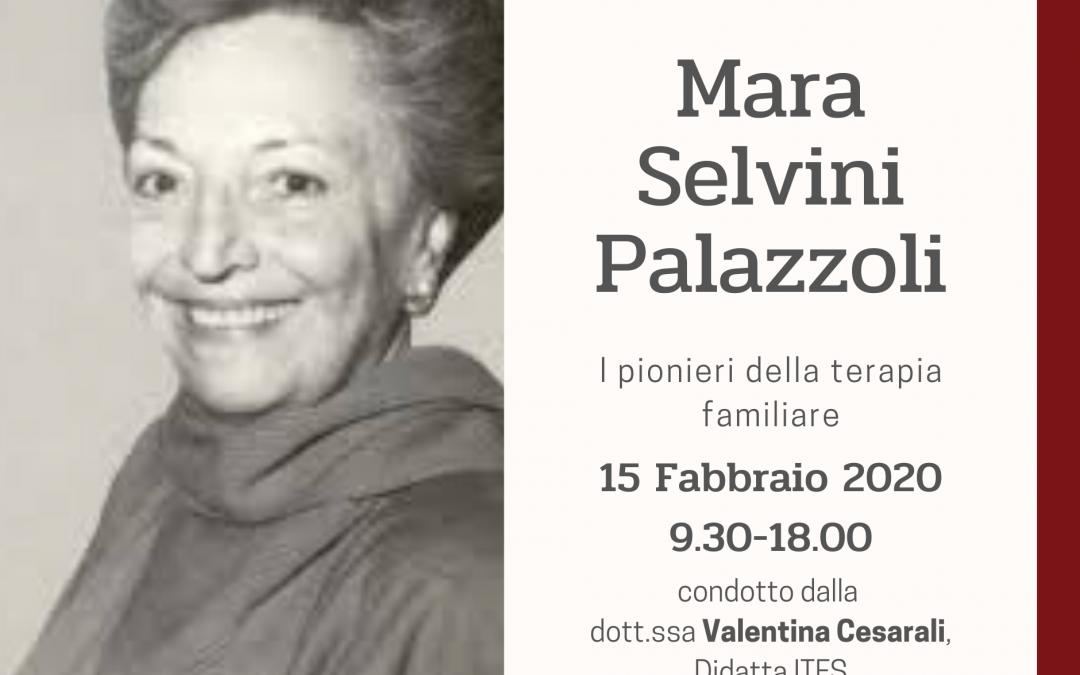 SEMINARIO: SABATO 15 FEBBRAIO – Valentina Cesarali –  I pionieri della Terapia Familiare
