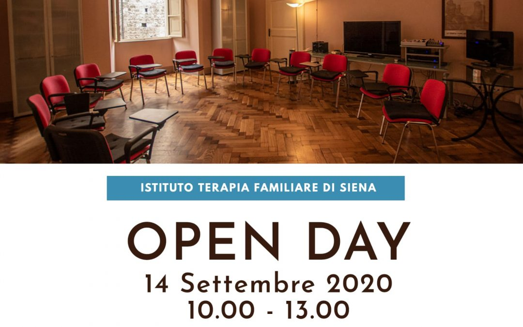 Open Day – ITFS – 14 Settembre 2020